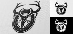 tarnished souls clothing company logo design by set sail studios