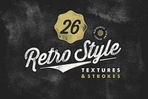 Retro Stamp Textures