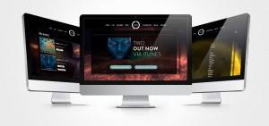 Set Sail Studios Website Design