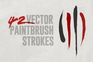 Set Sail Studios Paintbrush Strokes