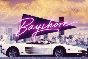 Bayshore Font by Set Sail Studios