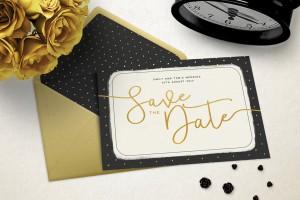 Violetta Font Set by Set Sail Studios