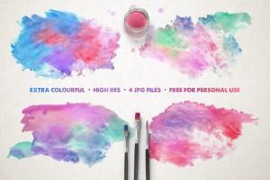 Free Watercolour Textures